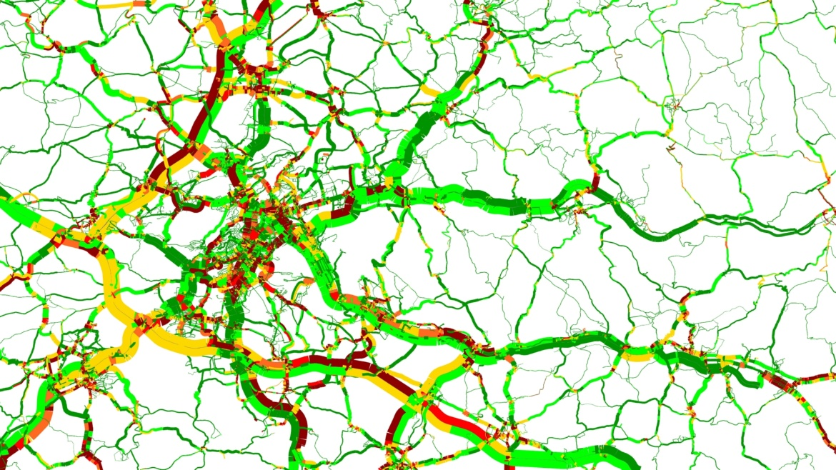 Planning and modelling of transport systems