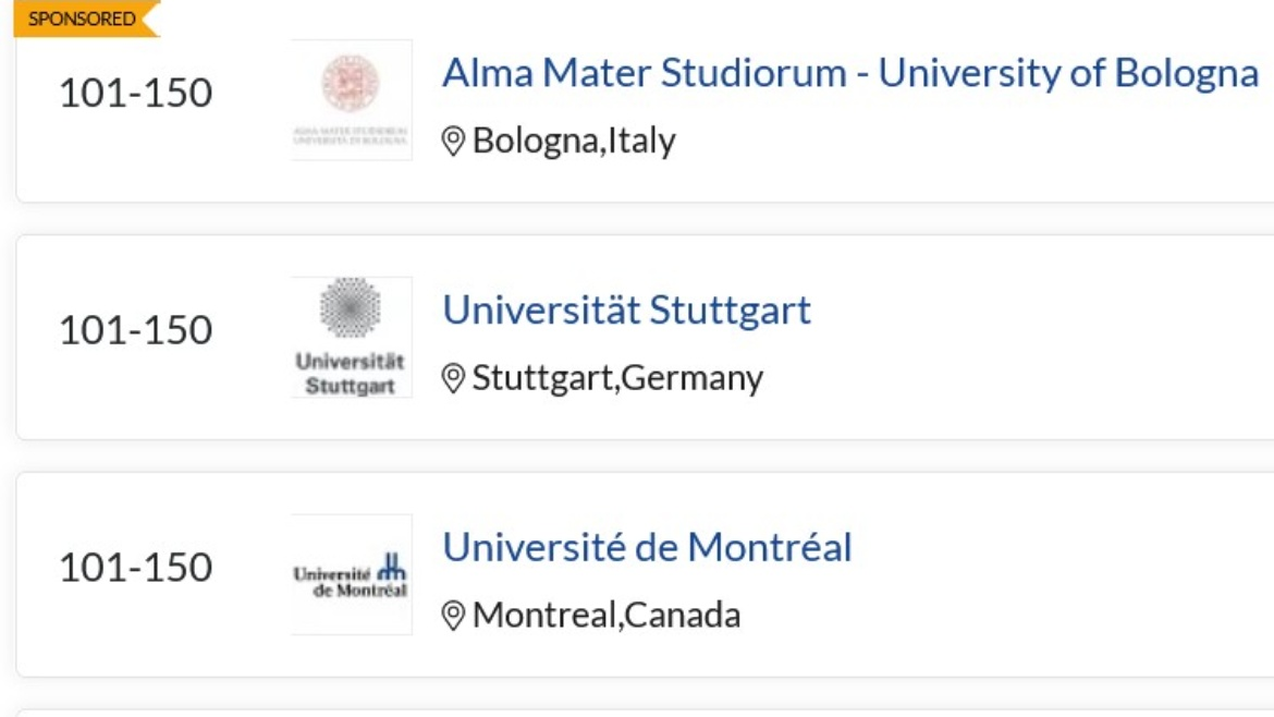Faculty again one of the 10 best in Germany for Civil Engineering and Environmental Studies
